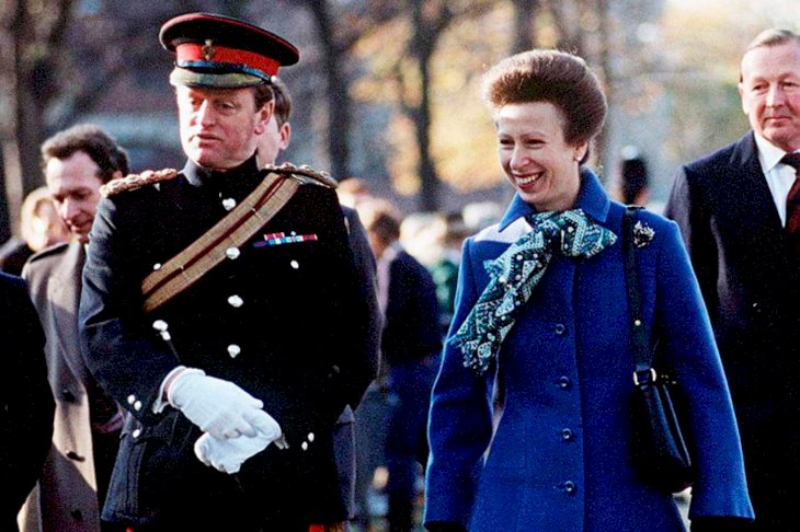 Image Credit:Getty Images/ Tim Graham Photo Library/Tim Graham | Andrew Parker Bowles with Princess Anne 1989