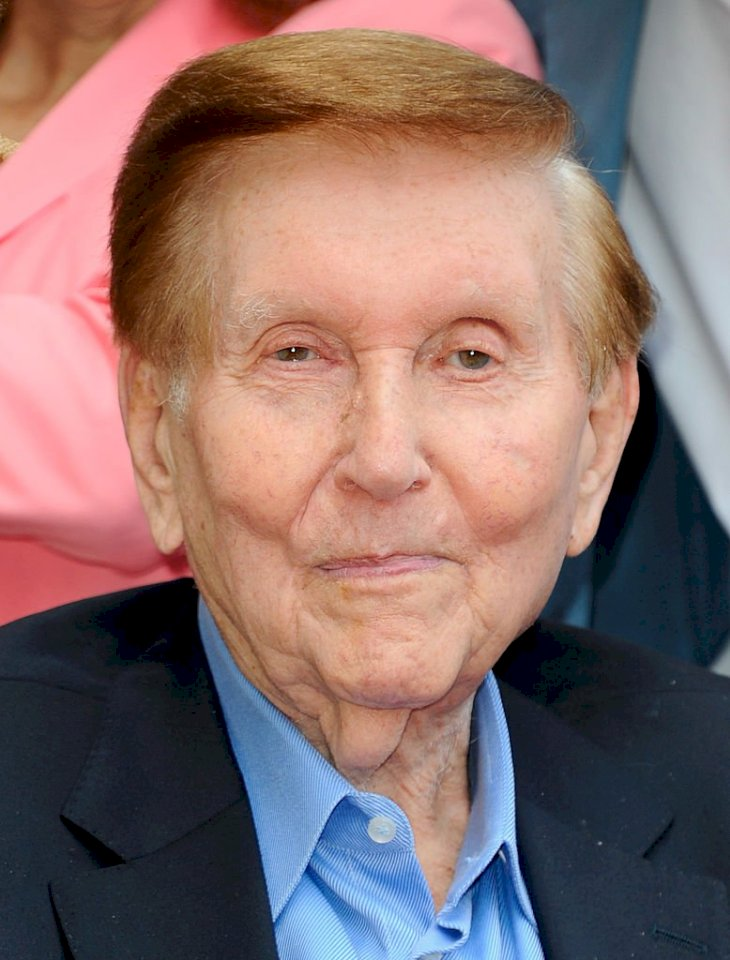 Image Credits: Getty Images / Alberto E. Rodriguez | Execitve Chairman and CEO of Viacom and CBS Corporation Sumner Redstone.