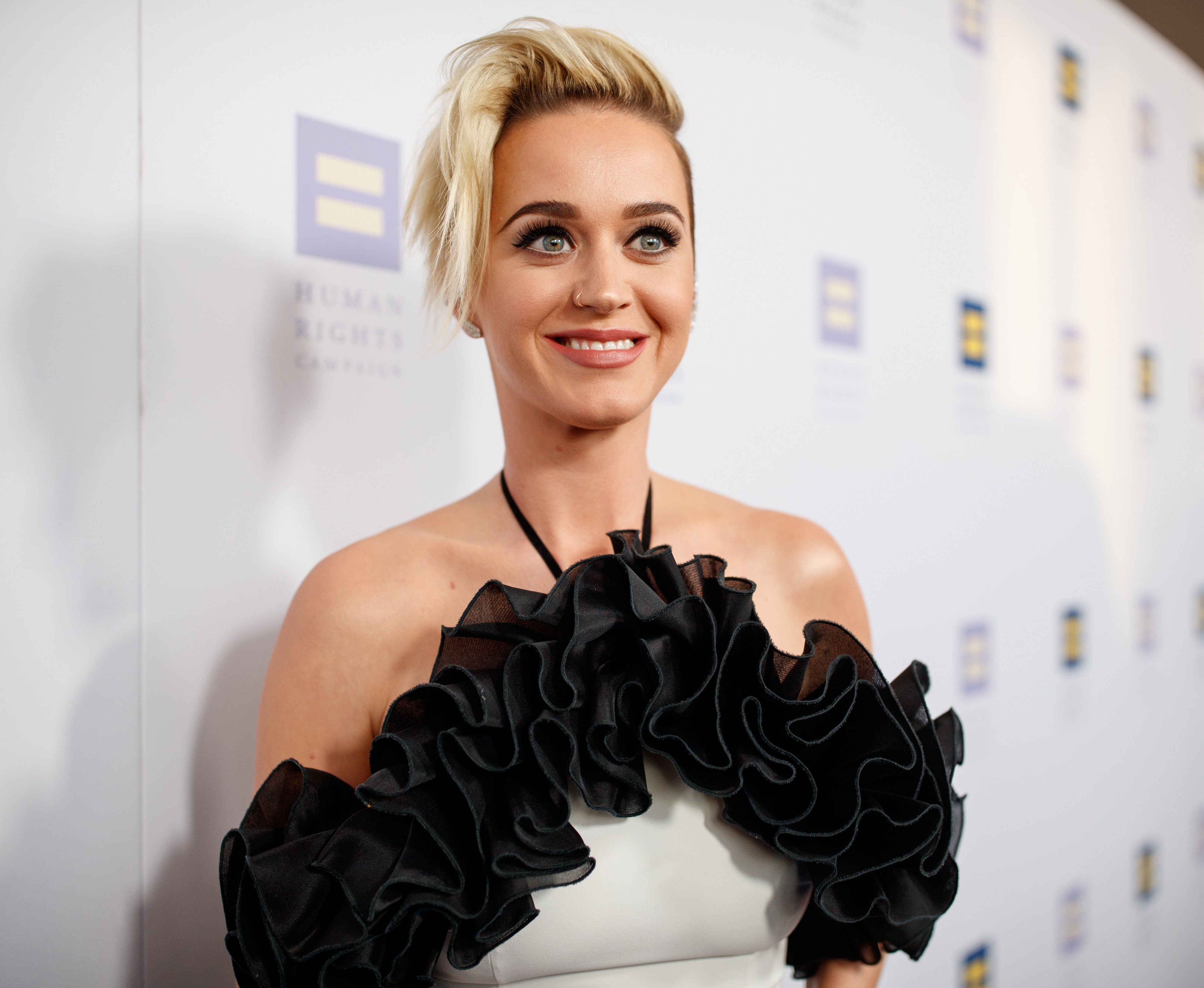 Image Source: Getty Images/Katy at a red carpet event