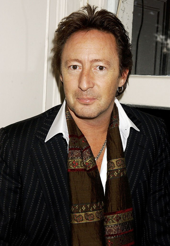 "Image Credits: Getty Images / Dave M. Benett | Julian Lennon attends the book launch party celebrating the launch of ""John"", a biography of John Lennon by Cynthia Lennon, his first-wife, at Fitzroy Square on September 27, 2005 in London, England."