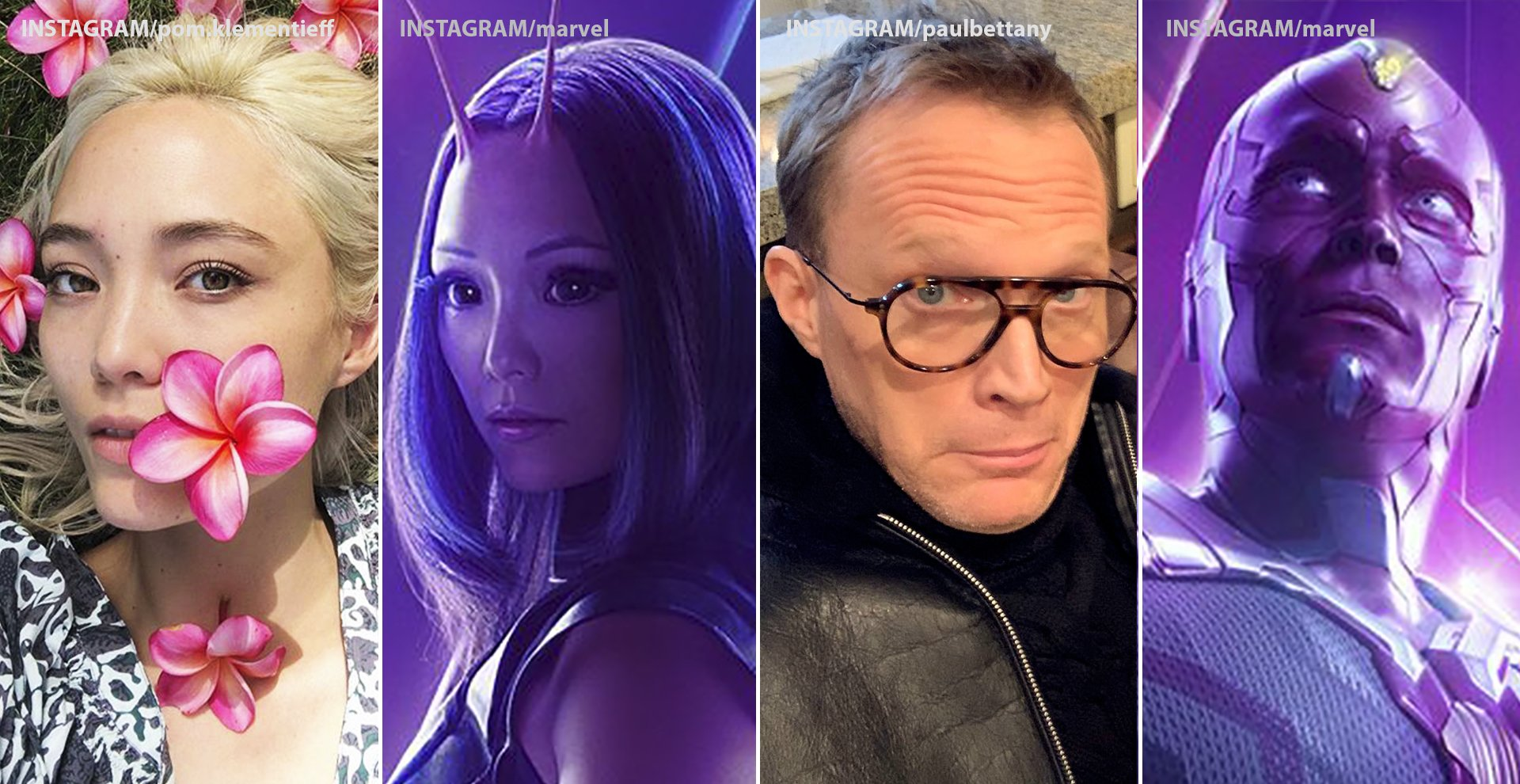Dazzling Transformations that Marvel Stars Go Through For the Movies