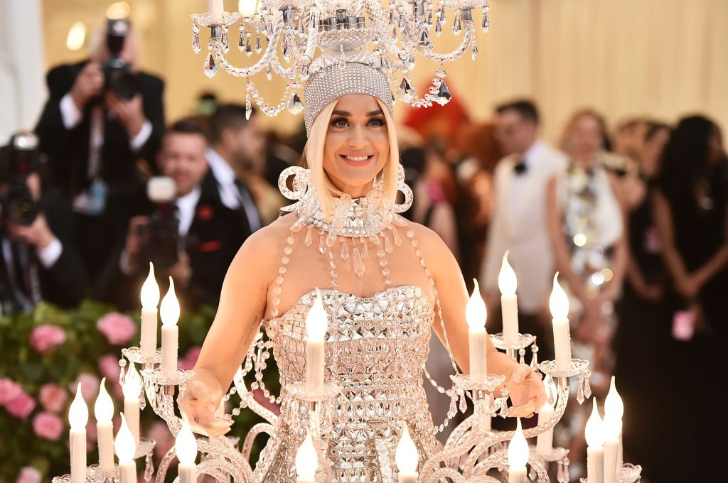 Image Credit: Getty Images / Katy Perry attends The 2019 Met Gala Celebrating Camp: Notes on Fashion at Metropolitan Museum of Art on May 06, 2019 in New York City.