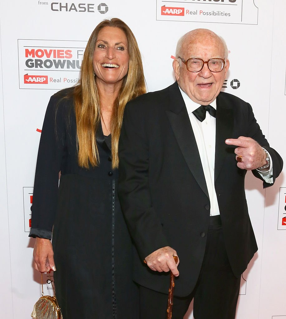 Image Credits: Getty Images | Liza Asner and Ed Asner