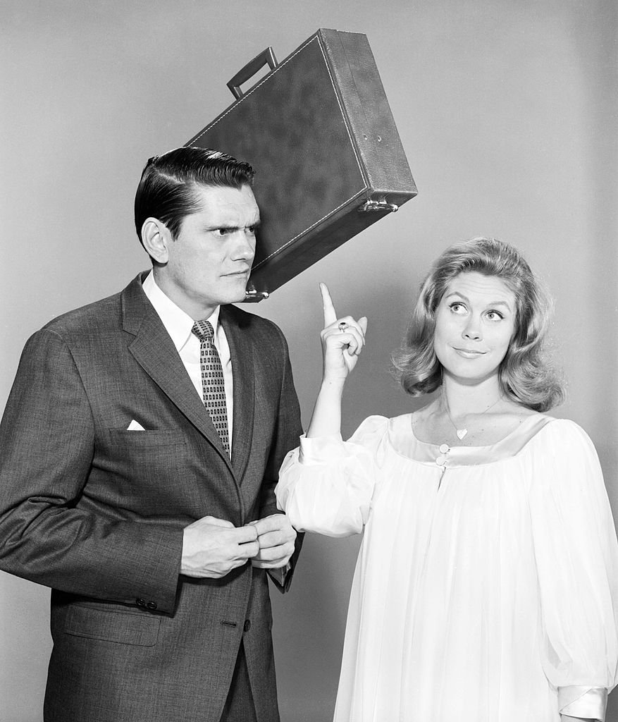 Image Credits: Getty Images / Walt Disney Television | Elizabeth Montgomery and Dick York.