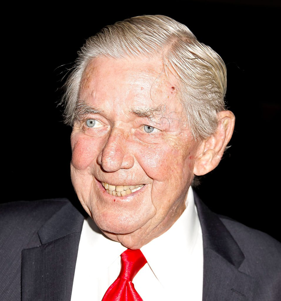 Image Credits: Getty Images / Tibrina Hobson | Ralph Waite attends the 'The Waltons' 40th anniversary reunion at the Wilshire Ebell Theatre on September 29, 2012 in Los Angeles, California.