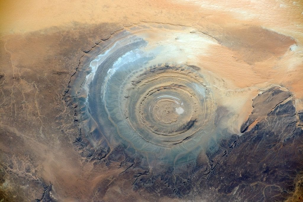 Mysterious Findings in the Mauritanian Desert