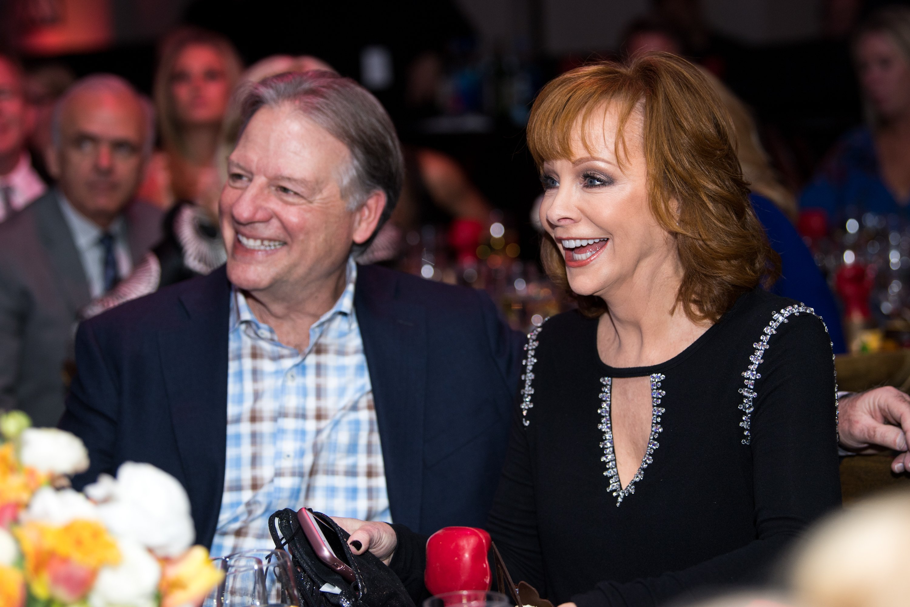 Image Credits: Getty Images | Reba and Lasuzzo are no longer dating