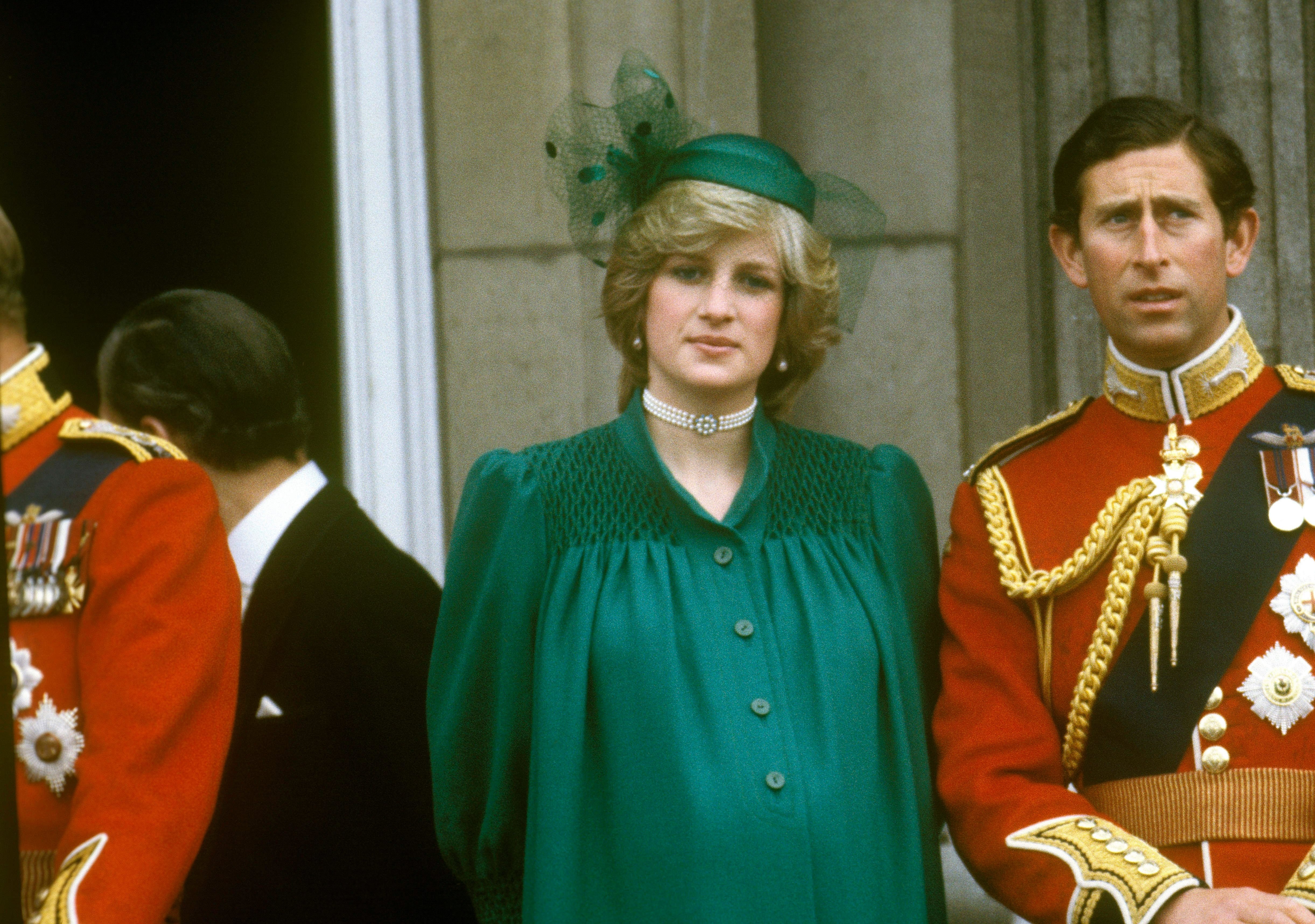 Princess Diana in her famous outifit / Getty Images