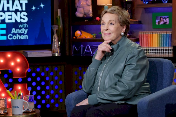 Image Credit: Getty Images / Dame Julie Andrews at an event.
