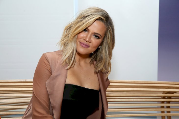 Image Source: Getty Images/Getty Images for Allergan/Cindy Ord | Khloe Kardashian attends Allergan KYBELLA event