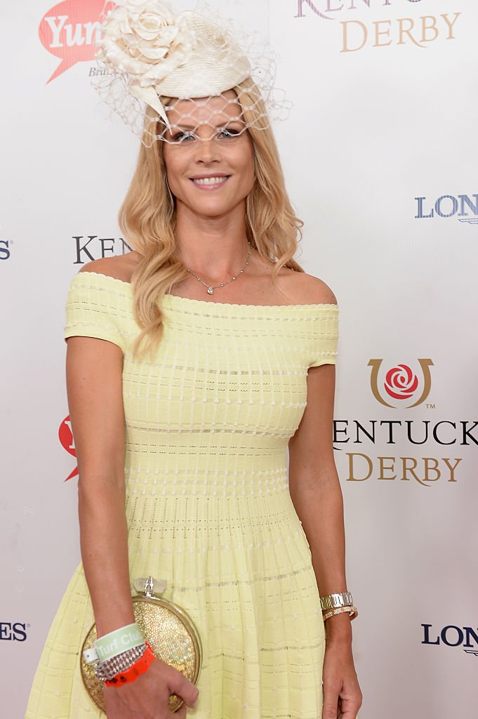Image Credits: Getty Images / Gustavo Caballero | Elin Nordegren attends the 142nd Kentucky Derby at Churchill Downs on May 07, 2016 in Louisville, Kentucky.