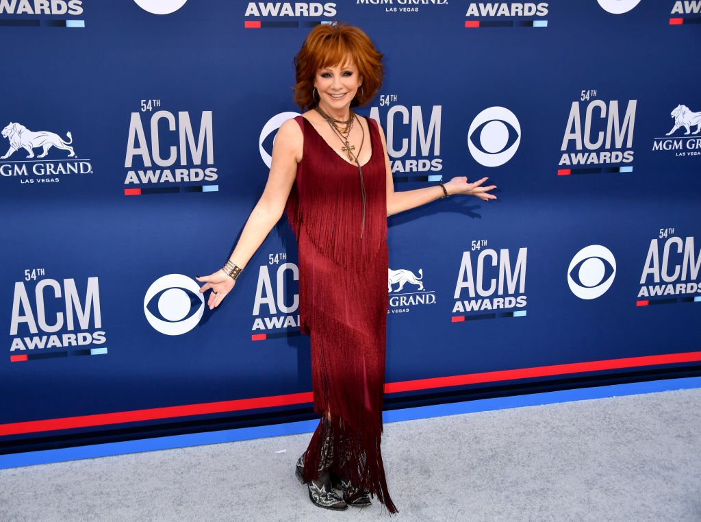 Image Credit: Getty Images / Reba McEntire attends the 54th Academy Of Country Music Awards at MGM Grand Hotel & Casino on April 07, 2019.
