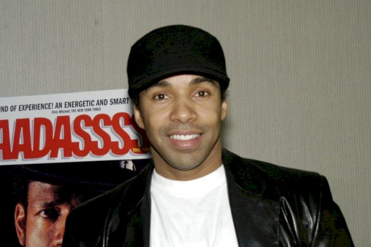 "Image Credit: Getty Images/FilmMagic/Carley Margolis | Allen Payne during ""BAADASSSSS!"" New York Special Screening - Pre-Party"