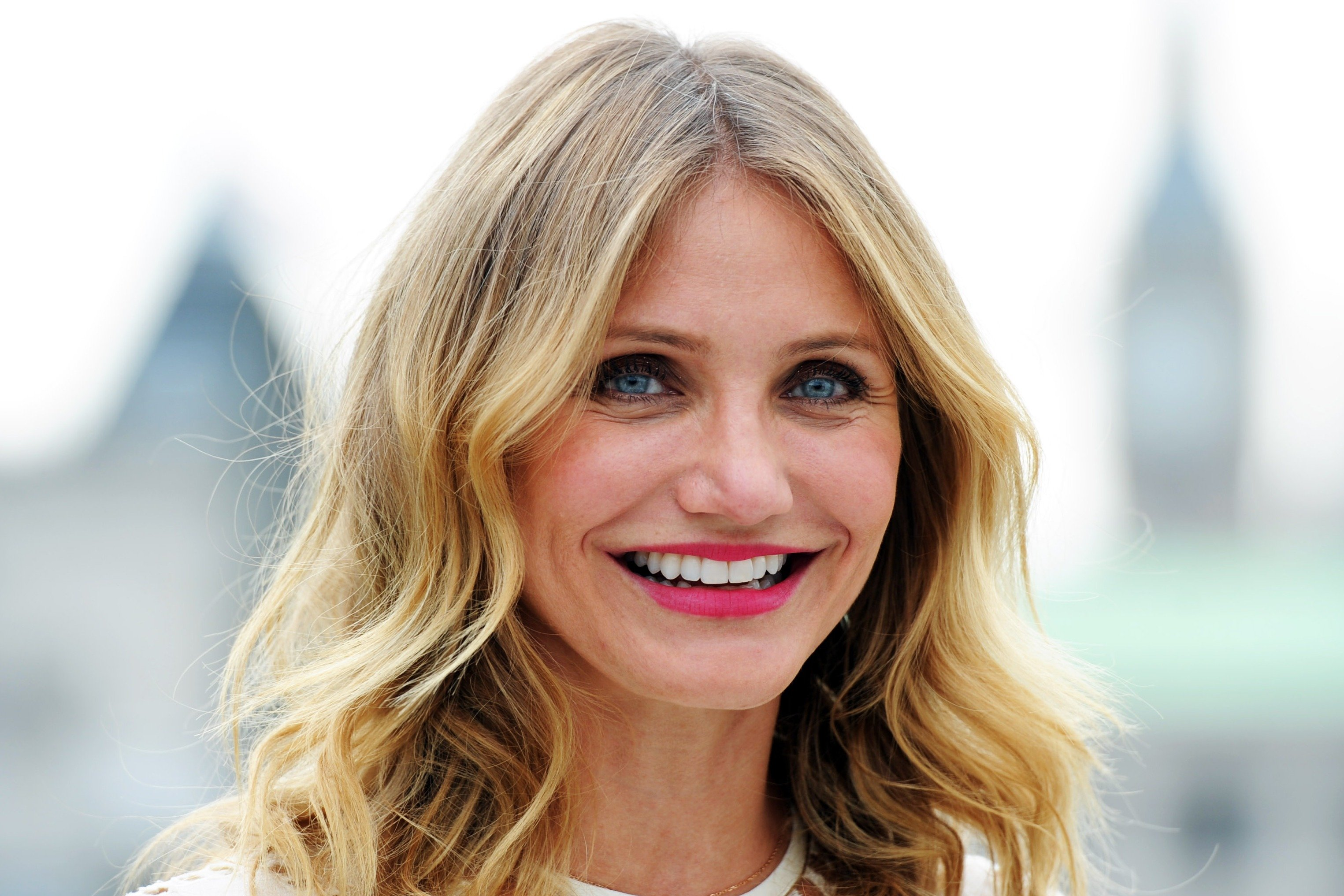 """Image Credit: Getty Images/Stuart C. Wilson  : Cameron Diaz attends a photocall for her movie """"Sex Tape"""""""