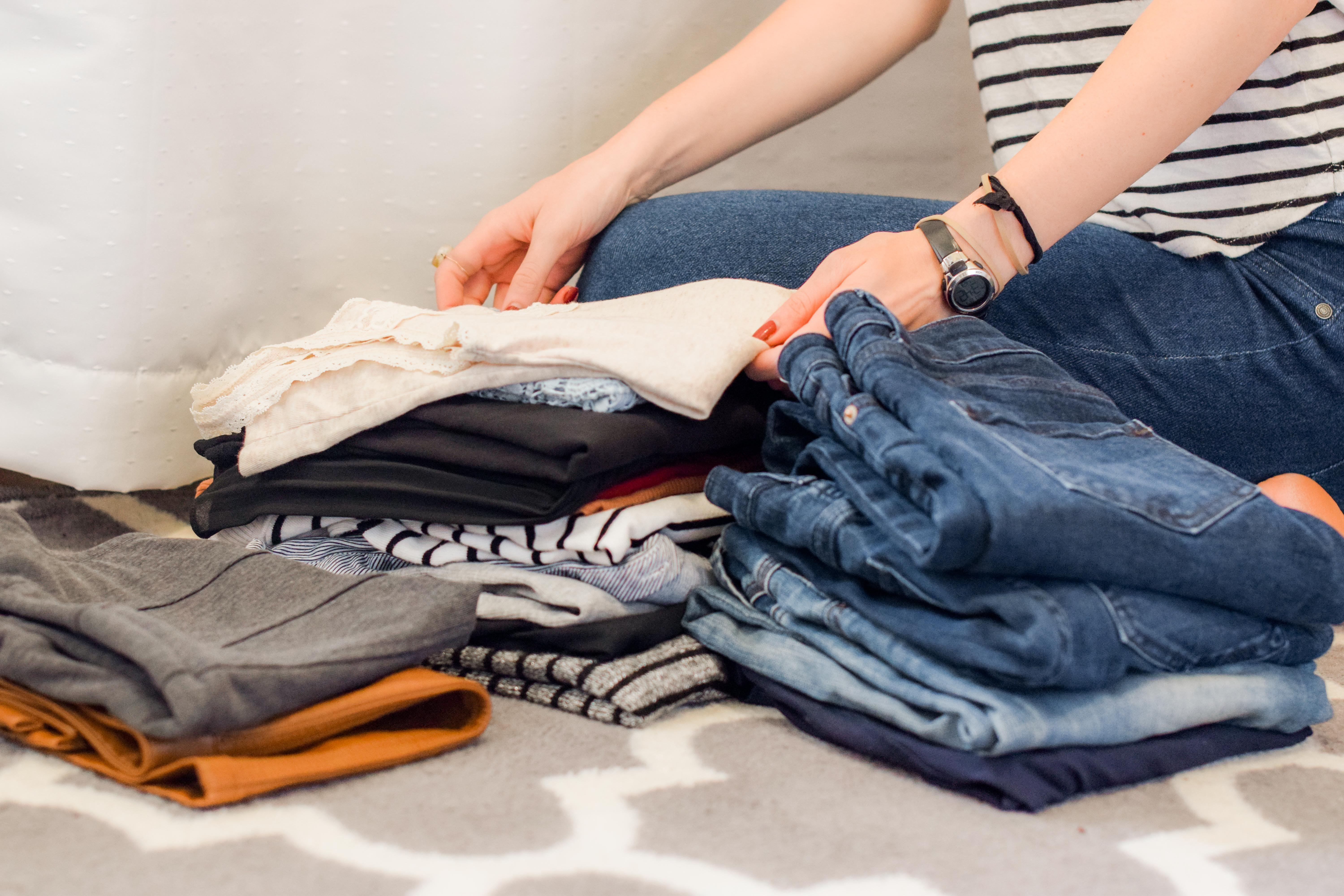 Simple Laundry Hacks That Will Make Your Life Easier