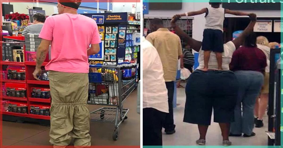Weird Walmart Photos 3