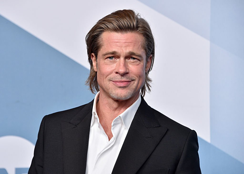 Image Credit: Getty Images/Getty Images for Turner/Gregg DeGuire | Brad Pitt at the 26th Annual Screen Actors Guild Awards