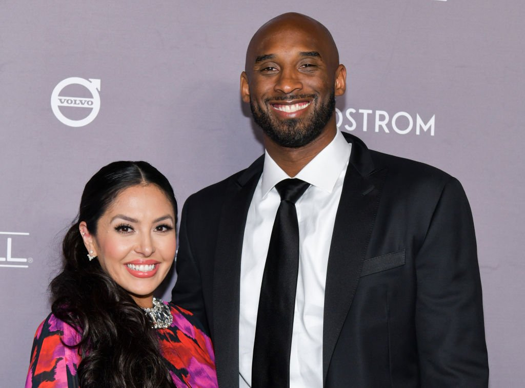 Image Credit: Getty Images / Vanessa Laine Bryant (L) and Kobe Bryant attend the 2019 Baby2Baby Gala in 2019.