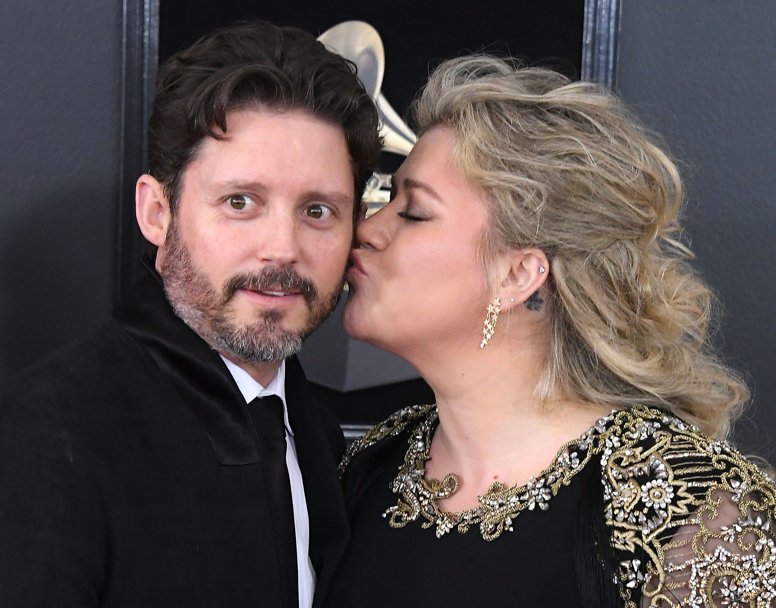 Brandon Blackstock was the first man Kelly Clarkson was attracted to / Getty Images