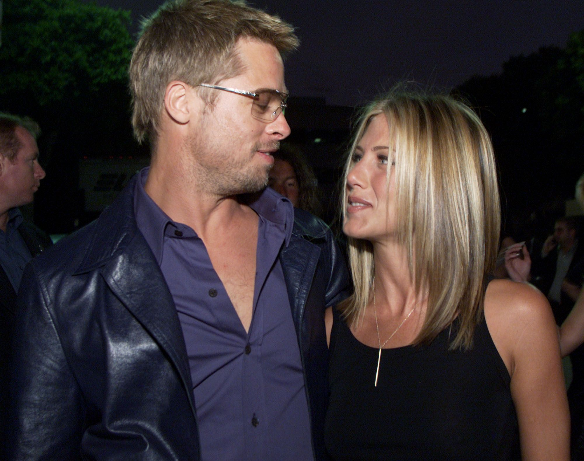 Jennifer Aniston revealed it was awful for her after her break-up with Brad Pitt / Getty Images