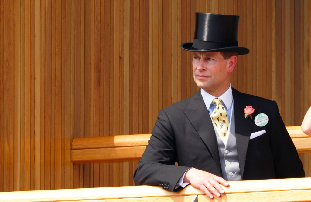 Image Credit: Getty Images / Prince Edward, Earl of Wessex attends the second day of Royal Ascot at Ascot racecourse on June 15, 2011 in Ascot, England.