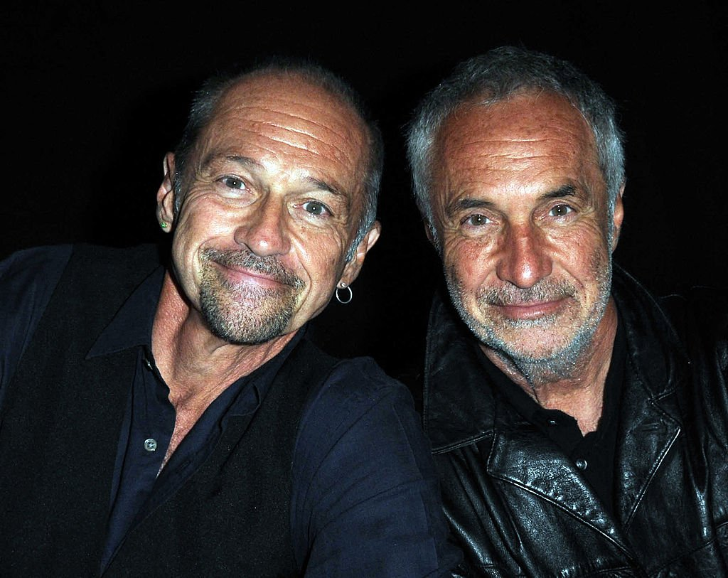 Image Credits: Getty Images / Albert L. Ortega | Musicians Brett Hudson and Bill Hudson participate in The Hollywood Show held at Burbank Airport Marriott on April 21, 2012 in Burbank, California.