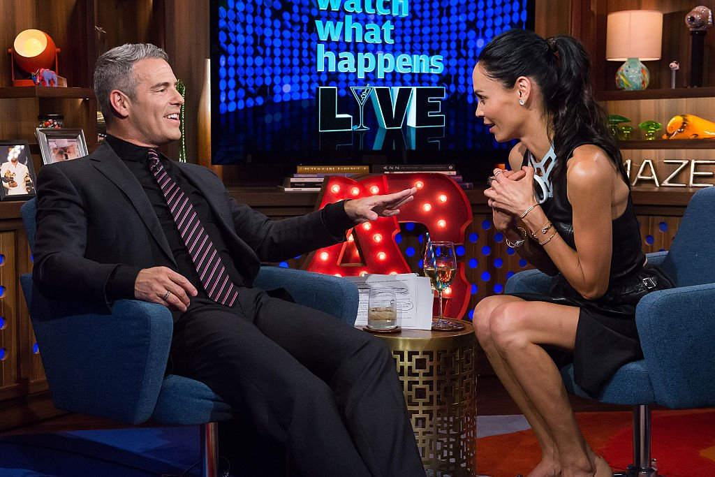Image Credit: Getty Images / Watch What Happens Live - Season 13, Andy Cohen and Jules Wainstein.