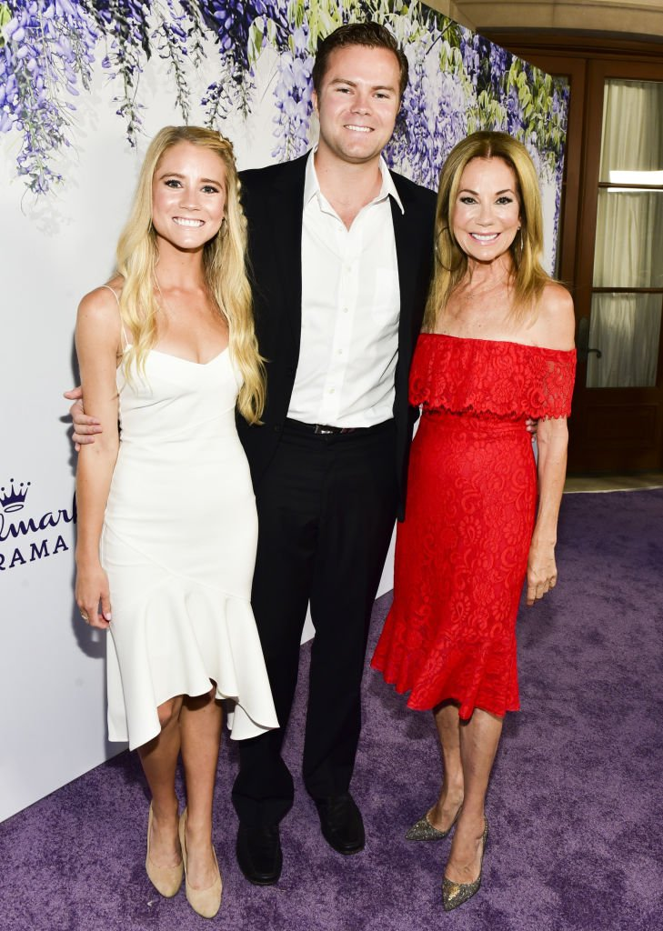 Image Credits: Getty Images / Rodin Eckenroth | Cassidy Gifford, Cody Gifford, and Kathie Lee Gifford attend the 2018 Hallmark Channel Summer TCA at a private residence on July 26, 2018 in Beverly Hills, California.