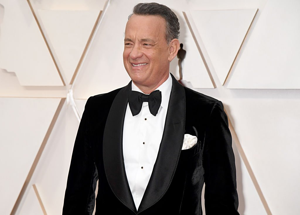 Image Credit: Getty Images / Tom Hanks attends the 92nd Annual Academy Awards at Hollywood and Highland on February 09, 2020 in Hollywood.