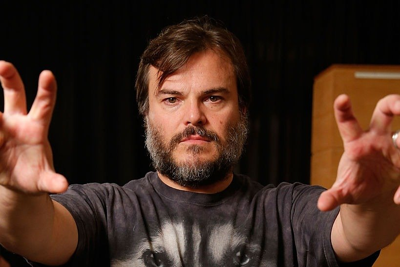 Image Credit: Getty Images/Getty Images for Variety/Joe Scarnici    Jack Black attends The Variety Studio At Sundance Presented By Dockers