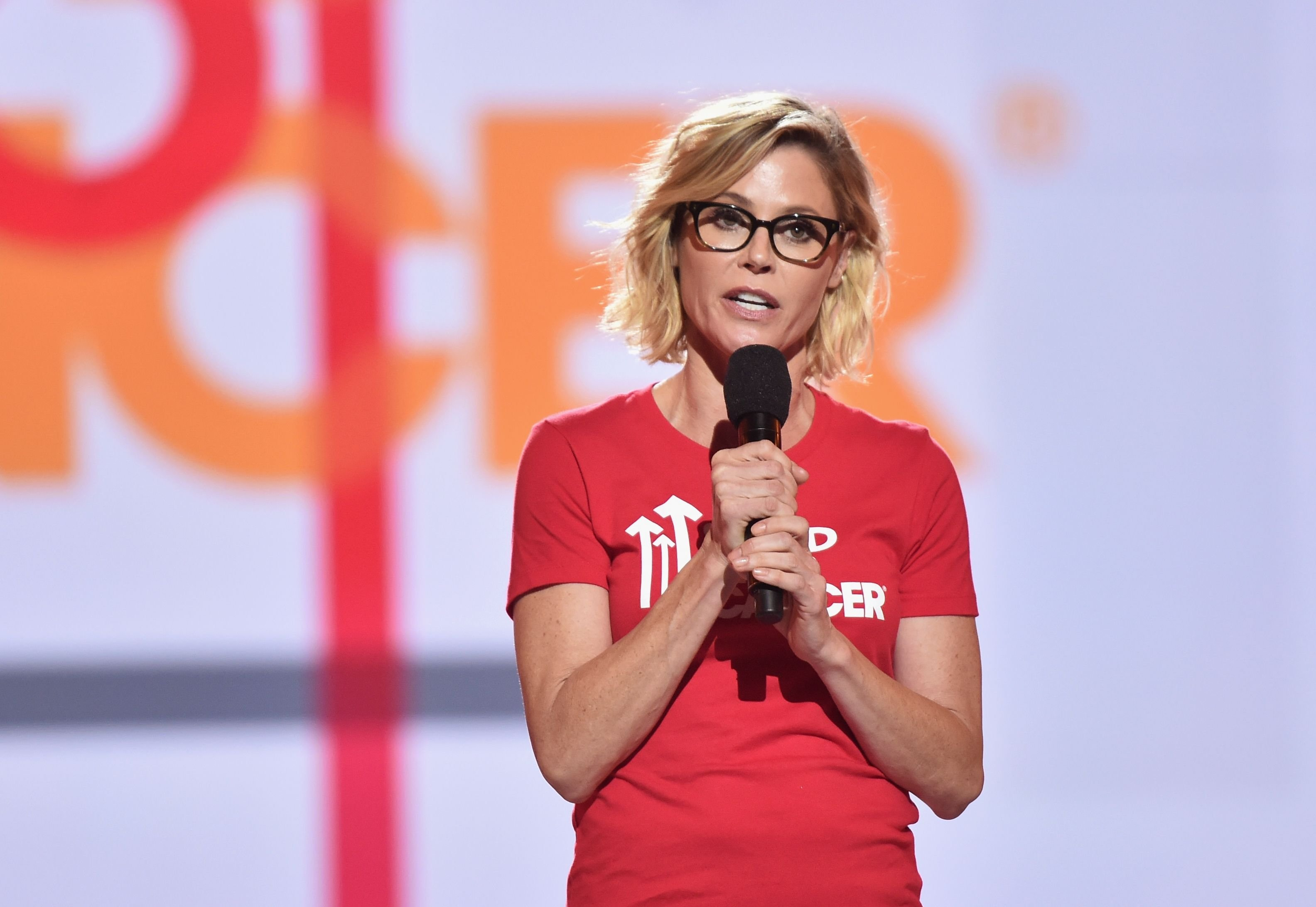 There was a rumor that Julie Bowen quit acting after Modern Family / Getty Images