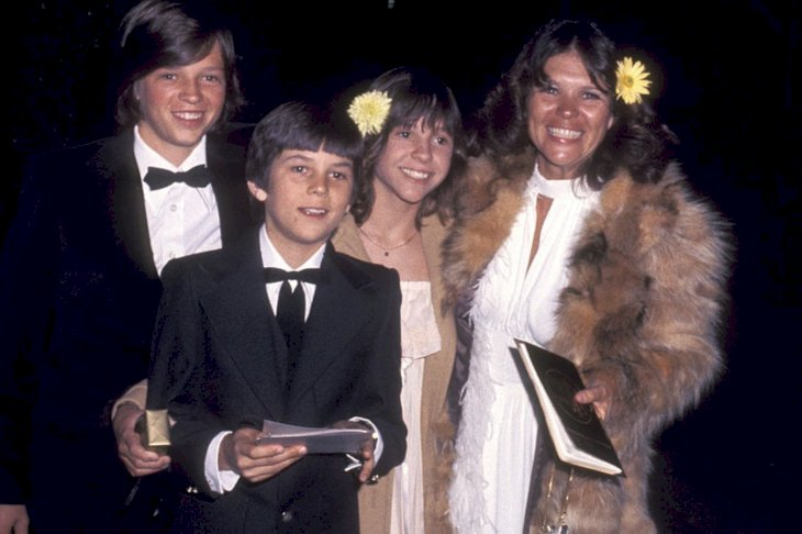 Image Credit: Getty Images/Ron Galella Collection/Ron Galella McNichol Family attending 1977 Television Critics Circle Awards