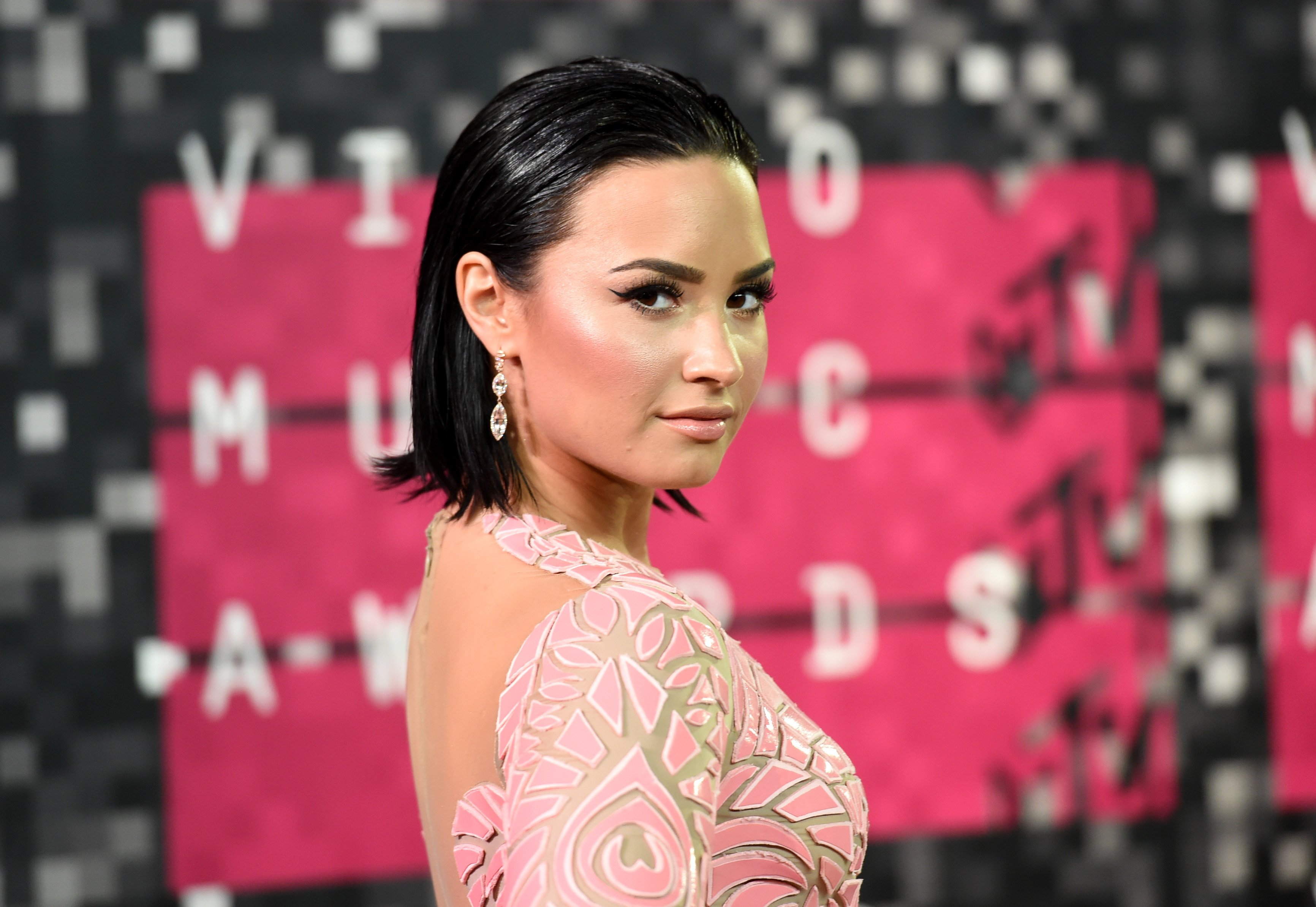 Image Credits: Getty Images | Demi Lovato describes herself as a conspiracy nut