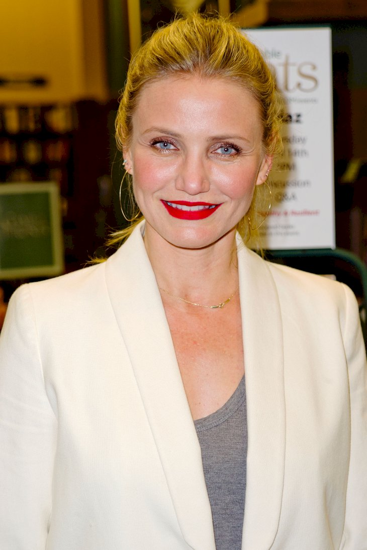 Image Credit: Getty Images / Cameron Diaz at an event.