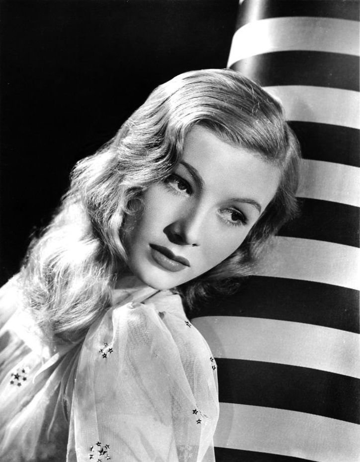 Image Source: Wikimedia Commons|Veronica Lake Paramount publicity headshot, ca. 1940s