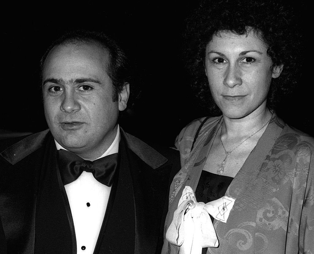 Image Source: Getty Images/Ron Galella/Danny DeVito and Rhea Pearlman attend Sixth Annual People's Choice Awards on January 24, 1980 at the Hollywood Palladium in Hollywood, California