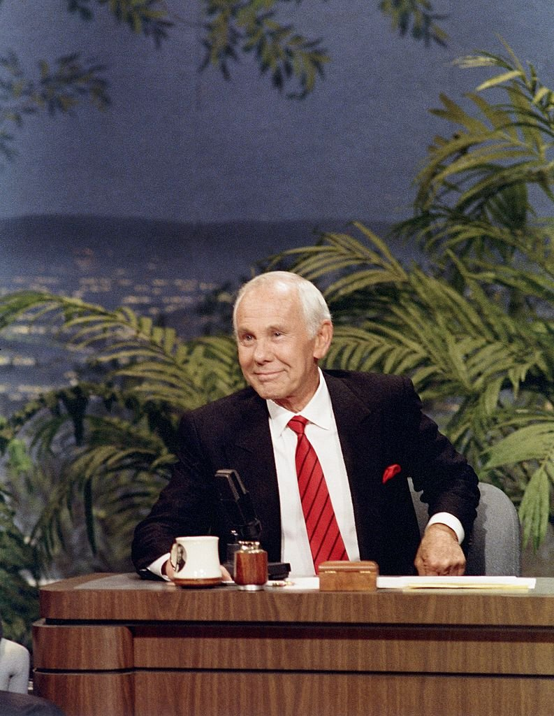 Image Credits: Getty Images / Alice S. Hall / NBCU Photo Bank | The Tonight Show's host Johnny Carson.