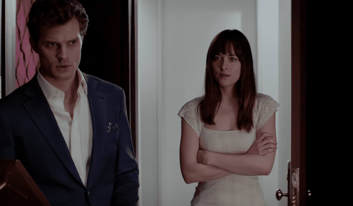 Image Credit: Youtube / Movieclips Trailers | Fifty Shades of Grey Saga, Focus Features.