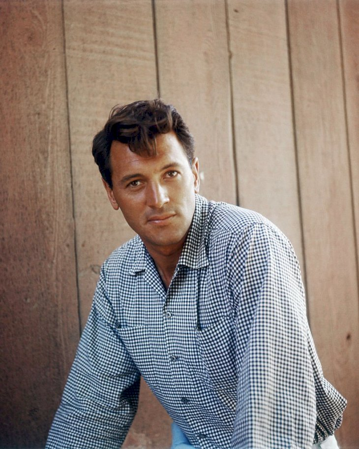 Image Credit: Getty Images/Silver Screen Collection |Rock Hudson, circa 1960.