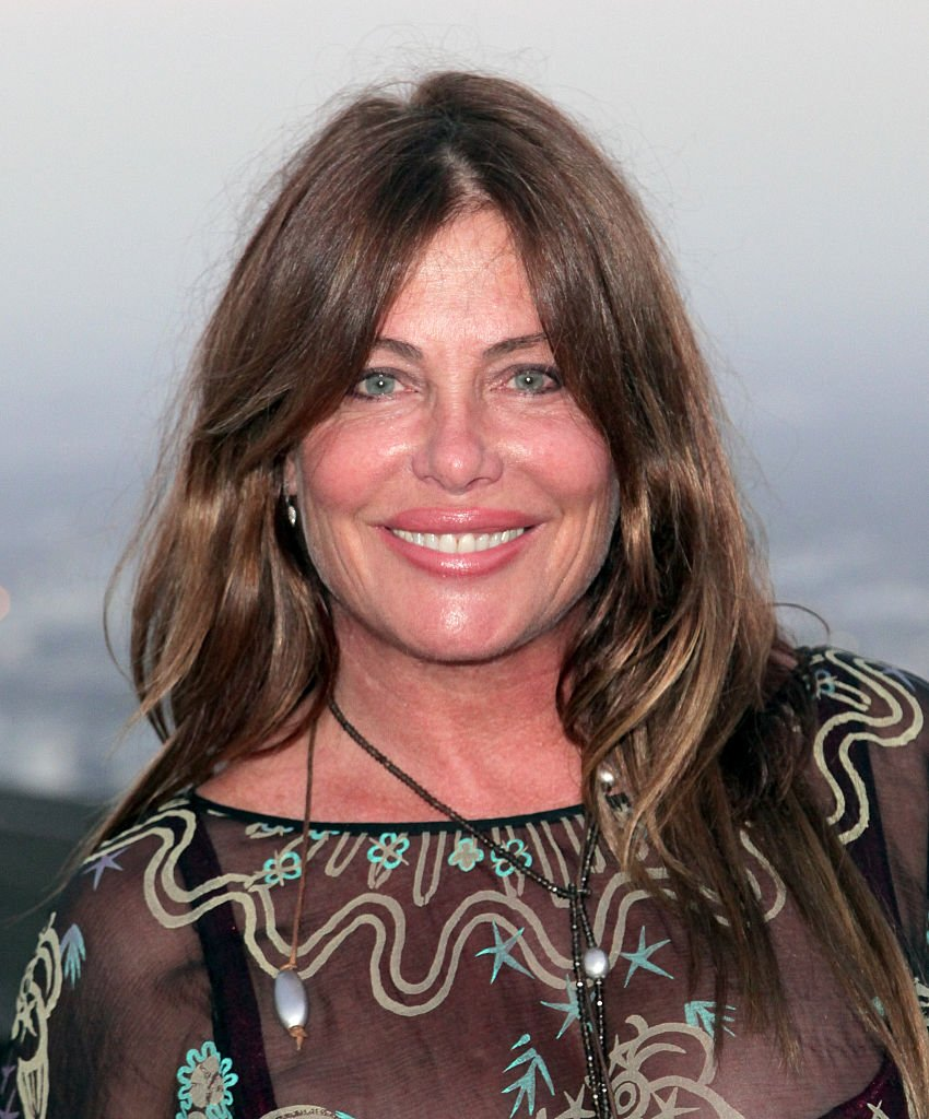 "Image Credits: Getty Images / Paul Redmond | Actress Kelly Le Brock attends a Private Screening of the Oculus Virtual Reality short film ""Defrost"" on August 17, 2015 in Los Angeles, California."