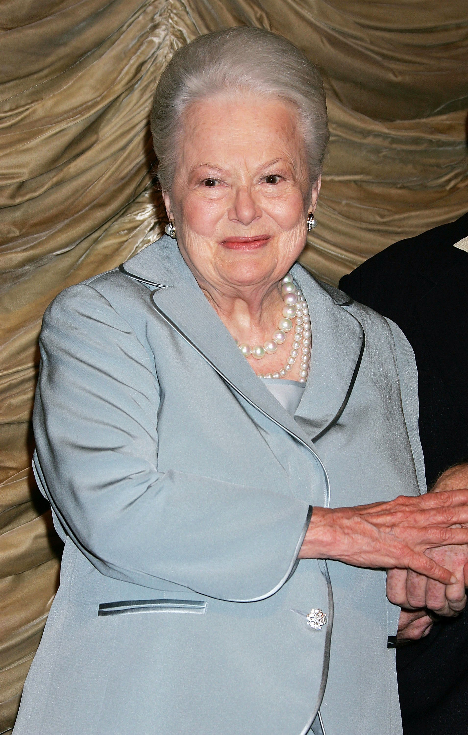Image Credits: Getty Images | Olivia de Havilland passed away at 104 years old