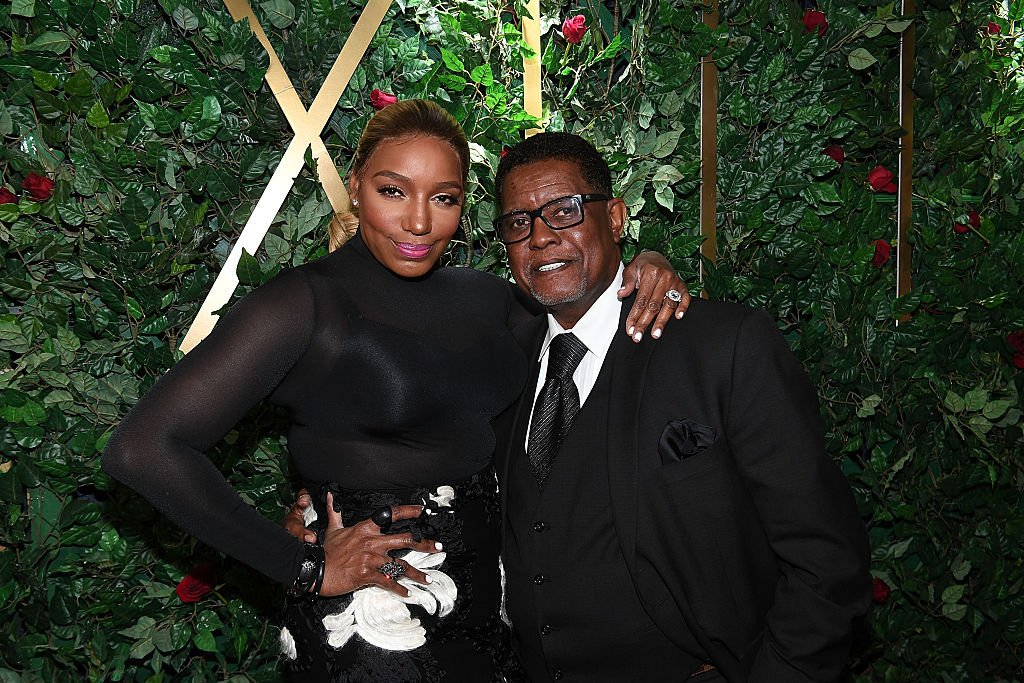 Image Credit: Getty Images / NeNe Leakes and Greg Leakes attend Celebration For A Cure at Center Stage on January 13, 2017 in Atlanta, Georgia.
