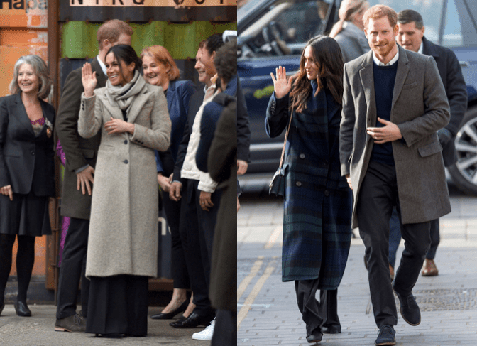 Image Credit: Getty Images/Max Mumby - Getty Image/Mark Cuthbert  | Actress and royal, Meghan Markle is photographed by the press.