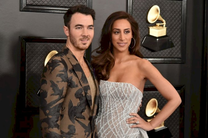 Image Credit: Getty Images/Patrick McMullan/David Crotty | Mr & Mrs Jonas 2020