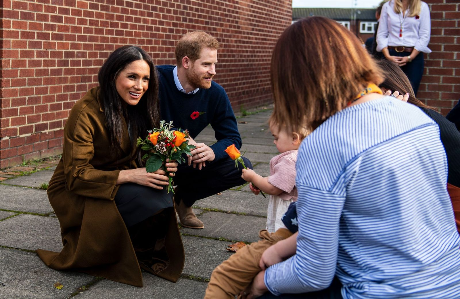 Prince Harry and Meghan Markle/Photo:Getty Images