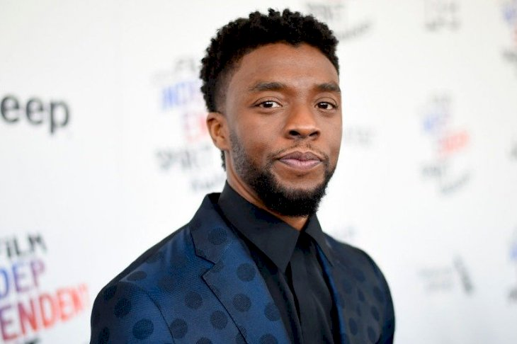 Image Credits: Getty Images / Chadwick Boseman at 2018 Film Independent Spirit Awards Red Carpet