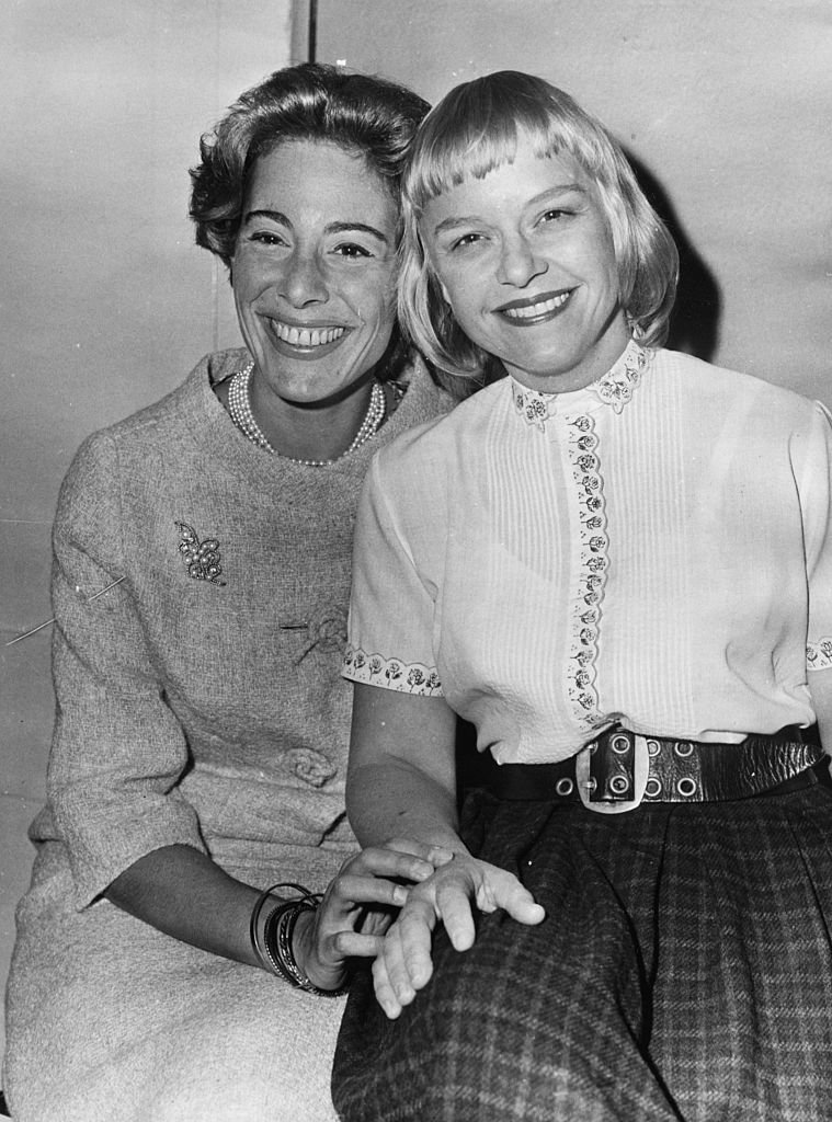 Mary Rodgers & Jane Connell | Image Source: Getty Images