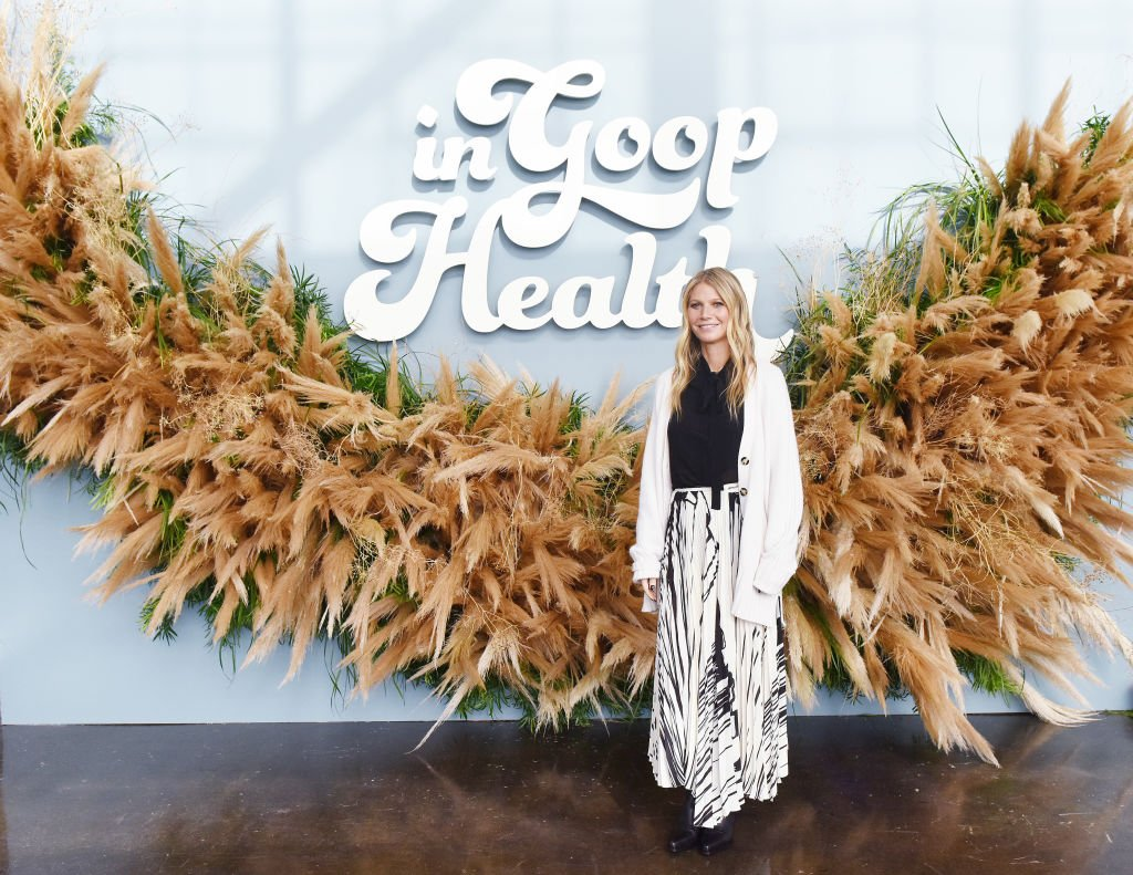 Image Credits: Getty Images / Ian Tuttle | Gwyneth Paltrow attends the In goop Health Summit San Francisco 2019 at Craneway Pavilion on November 16, 2019 in Richmond, California.