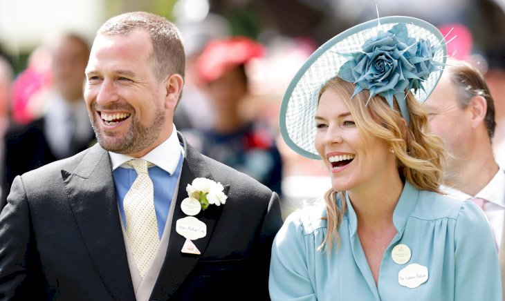 Image Credit: Getty Images / Peter and Autumn Phillips at a public event.