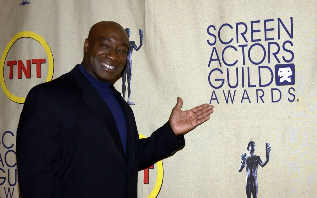 Image Credit: Getty Images / Michael Clarke Duncan during Ninth Annual Screen Actors Guild Awards - Nominations Press Conference at Skirball Cultural Center in Los Angeles, California, United States.